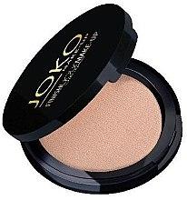 Düfte, Parfümerie und Kosmetik Kompaktpuder - Joko Finish Your Make Up Compact Powder