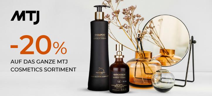Sonderaktion von MTJ Cosmetics