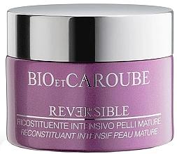 Düfte, Parfümerie und Kosmetik Intensiv regenerierende, nährende und straffende Gesichtsbehandlung für reife Haut - Bio et Caroube Reversible Intensive Restorative Treatment For Mature Skin