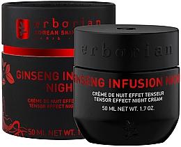 Düfte, Parfümerie und Kosmetik Anti-Aging Nachtcreme mit Ginsengextrakt - Erborian Ginseng Infusion Night Cream