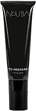 Düfte, Parfümerie und Kosmetik Fixierender Gesichtsprimer - NoUBA Viso Primer To Prepare Fixing Base