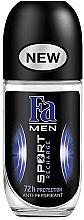 Düfte, Parfümerie und Kosmetik Roll-on Antiperspirant Deodorant - Fa Men Sport Recharge Anti-Perspirant