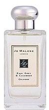 Düfte, Parfümerie und Kosmetik Jo Malone Earl Grey & Cucumber - Eau de Cologne (Tester mit Deckel)