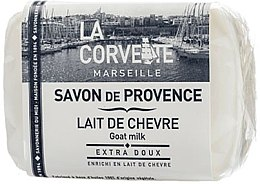 Düfte, Parfümerie und Kosmetik Naturseife Goat Milk - La Corvette Soap of Provence Goat Milk Scented Soap