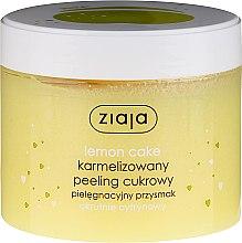 Düfte, Parfümerie und Kosmetik Karamelisiertes Zuckerpeeling für Körper mit Zitrone - Ziaja Sugar Body Peeling