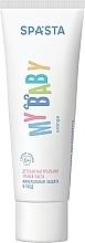 Düfte, Parfümerie und Kosmetik Natürliche Kinderzahnpasta Mineralschutz und Pflege - Spasta My Baby Toothpaste