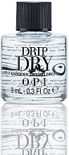 Nagellack-Schnelltrocknungstropfen - O.P.I Drip Dry Drops — Bild N3