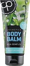 Düfte, Parfümerie und Kosmetik Feuchtigkeitsspendende Körperlotion mit Aktiv-Komplex - Cosmepick Body Balm Aqua Complex