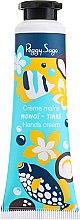 Düfte, Parfümerie und Kosmetik Handcreme Sheabutter - Peggy Sage Fragrant Hands Cream