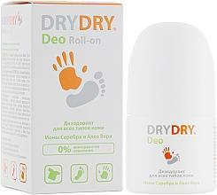 Düfte, Parfümerie und Kosmetik Deo Roll-on mit Aloe Vera - Lexima Ab DryDry Deo Roll-on