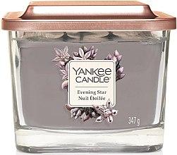 Düfte, Parfümerie und Kosmetik Duftkerze im Glas Evening Star - Yankee Candle Elevation Evening Star