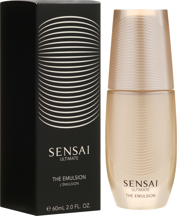 Intensiv pflegende Gesichtsemulsion - Kanebo Sensai Ultimate The Emulsion