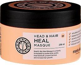 Düfte, Parfümerie und Kosmetik Haarmaske gegen Schuppen - Maria Nila Head & Hair Heal Masque