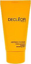 Düfte, Parfümerie und Kosmetik Glättende Gesichtspeeling-Creme mit ätherischen Ölen für alle Hauttypen - Decleor Phytopeel