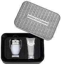 Düfte, Parfümerie und Kosmetik Paco Rabanne Invictus - Duftset (Eau de Toilette 50ml + Shampoo 100ml)