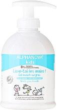 Düfte, Parfümerie und Kosmetik Flüssigseife für Kinder mit Aloe Vera und ätherischen Ölen - Alphanova Kids Wash Your Hands