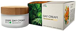Düfte, Parfümerie und Kosmetik Anti-Aging Tagescreme für fettige und gemischte Haut mit Ringelblumenwasser und Tsubaki-Öl - Lambre Eco Day Cream Oily & Mixed Skin