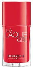 Düfte, Parfümerie und Kosmetik Nagellack - Bourjois La Laque Gel Nail Polish