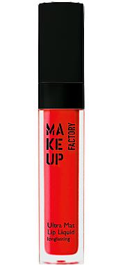Matter flüssiger Lippenstift - Make up Factory Ultra Mat Lip Liquid — Bild N1