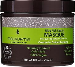 Düfte, Parfümerie und Kosmetik Haarmaske - Macadamia Professional Ultra Rich Repair Mask