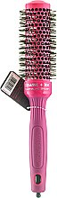 Düfte, Parfümerie und Kosmetik Rundbürste 35 mm - Olivia Garden Ceramic+Ion Pink d 35