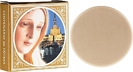 Düfte, Parfümerie und Kosmetik Naturseife Jasmine - Essencias De Portugal Lady of Fatima Jasmine Soap Religious Collection