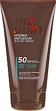 Düfte, Parfümerie und Kosmetik Sonnenschutzcreme-Gel SPF 50 - Piz Buin Hydro Infusion SPF 50