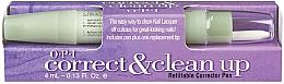Düfte, Parfümerie und Kosmetik Korrigierender Stift zur Nagellackentfernung - O.P.I. Correct & Clean Up Corrector Pen