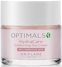 Düfte, Parfümerie und Kosmetik Feuchtigkeitsspendende Tagescreme für trockene und empfindliche Haut - Oriflame Optimals Hydra Care