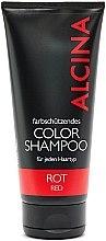 Düfte, Parfümerie und Kosmetik Farbschützendes Shampoo für alle Rottöne - Alcina Hair Care Color Shampoo