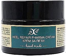 Düfte, Parfümerie und Kosmetik Fußcreme für rissige Fersen - Hristina Cosmetics Handmade Heel Reapir Pharma Cream