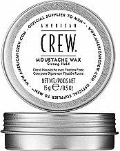 Düfte, Parfümerie und Kosmetik Schnurrbartwachs Starker Halt - American Crew Official Supplier to Men Moustache Wax Strong Hold