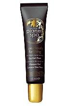 Düfte, Parfümerie und Kosmetik Gelmaske für die Augenpartie mit schwarzem Kaviar - Avon