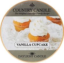 Düfte, Parfümerie und Kosmetik Duftkerze Daylight Vanilla Cupcake - Country Candle Vanilla Cupcake Daylight