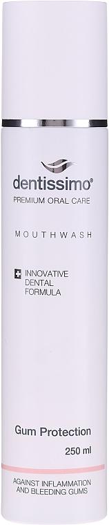 Mundwasser gegen Parodontitis - Dentissimo Gum Protection Mouthwash