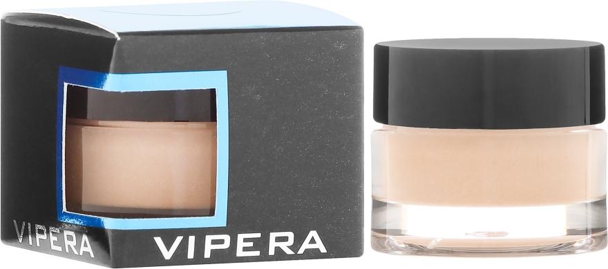 Glättende und aufhellende Gesichts- und Körpermousse mit lichtreflektierenden Partikeln - Vipera Smart Mousse — Bild N1