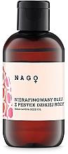 Düfte, Parfümerie und Kosmetik Unraffiniertes Hagebuttenöl für das Gesicht - Fitomed Rosa Canina Seed Oil