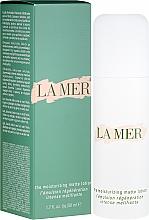 Düfte, Parfümerie und Kosmetik Feuchtigkeitsspendende Gesichtslotion mit Matt-Effekt - La Mer Moisturizing Matte Lotion