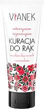 Düfte, Parfümerie und Kosmetik Intensiv regenerierende Anti-Aging Handmaske mit Rotkleeextrakt - Vianek