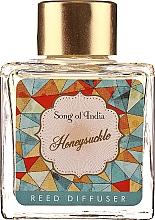 Düfte, Parfümerie und Kosmetik Aroma-Diffusor mit Duftholzstäbchen Geißblatt - Song of India