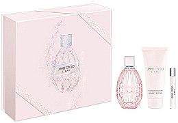 Düfte, Parfümerie und Kosmetik Jimmy Choo Jimmy Choo L'Eau - Duftset (Eau de Toilette 90ml + Eau de Toilette 7.5ml + Körperlotion 100ml)