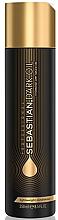 Düfte, Parfümerie und Kosmetik Feuchtigkeitsspendende Haarspülung mit Sandelholz-, Zedernholz- und Arganöl - Sebastian Professional Dark Oil