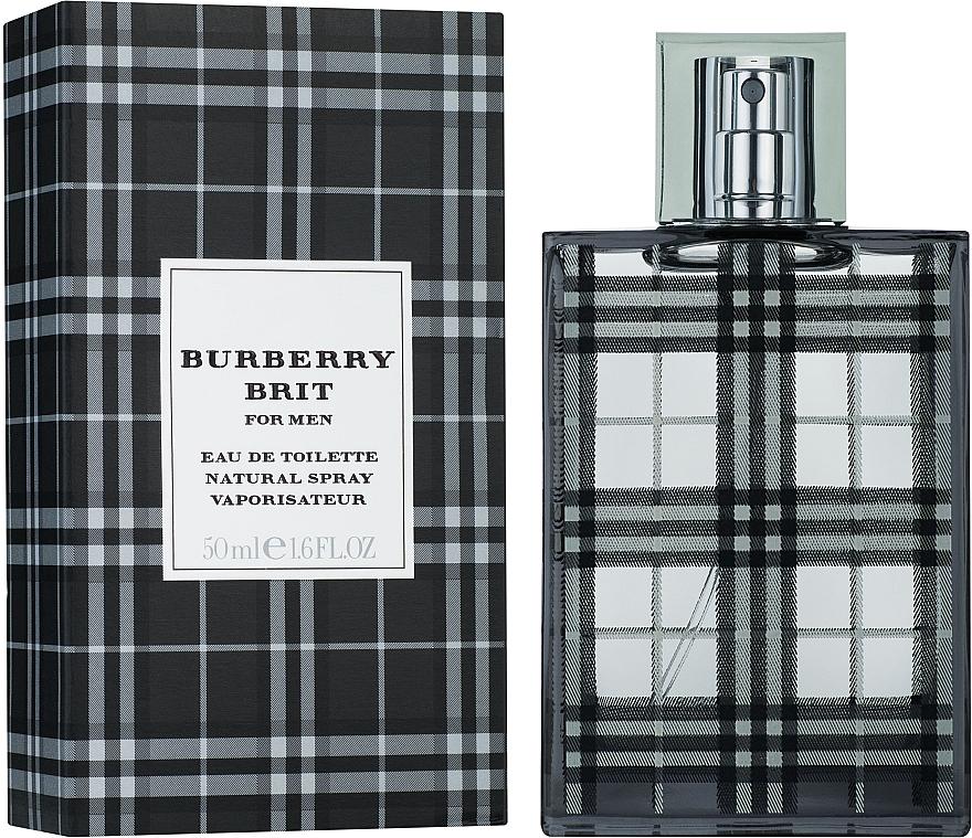 Burberry Brit for men - Eau de Toilette  — Bild N2