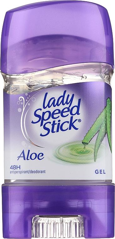 "Anti-Perspirant Deodorant Gel ""Aloe Schutz"" - Lady Speed Stick Deodorant — Bild N1"