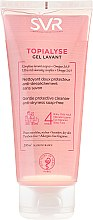 Düfte, Parfümerie und Kosmetik Gesichtsreinigungsgel mit Omega 3,6 und 9 - SVR Topialyse Gel Lavant