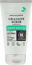 Düfte, Parfümerie und Kosmetik Anti-Cellulite Körperpeeling mit grünem Matcha - Urtekram Green Matcha Scrub