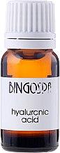 Düfte, Parfümerie und Kosmetik Hyaluronsäure 1% für den professionellen Gebrauch - BingoSpa Hyaluronic acid