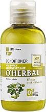 Düfte, Parfümerie und Kosmetik Haarspülung für lockiges und widerspenstiges Haar mit Hopfenextrakt - O'Herbal