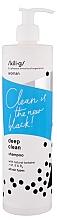 Düfte, Parfümerie und Kosmetik Nährendes Shampoo für trockenes Haar - Kili·g Woman Deep Clean Shampoo