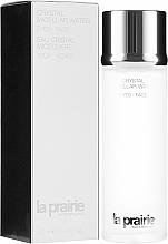 Düfte, Parfümerie und Kosmetik Mizellenwasser für Gesicht und Augen - La Prairie Crystal Micellar Water